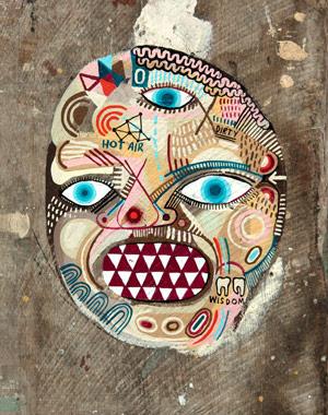 Exposition personnel de l'artiste anglais David Shillinglaw à la galerie Openspace - Paris.