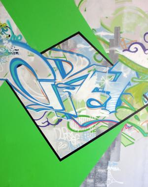 Identité visuelle, déco et réaménagement du Studio, un espace de création pour lycéens rêveurs au coeur du lycée Georges Leygues.